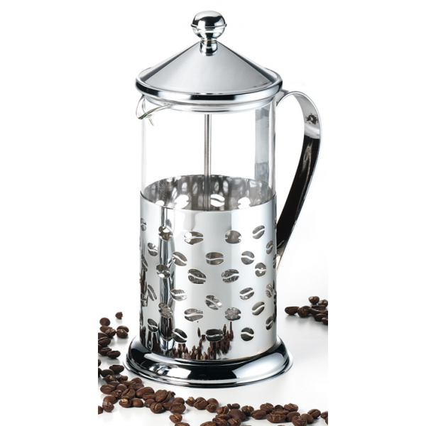 Cafeti re piston grain de caf 1 litre - Cafetiere delonghi cafe en grains ...