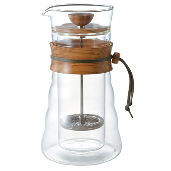 Cafeti re piston hario 40cl caf en grain - Cafetiere cafe en grain ...