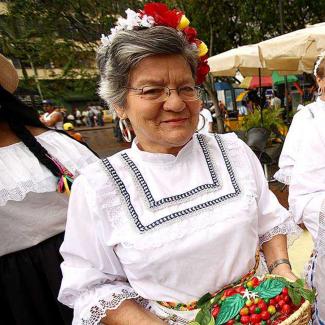Carton 5kg - Café Guatemala Huehuetenango Jacqueline 88+