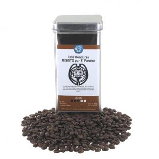 Boite garnie café HONDURAS 400g