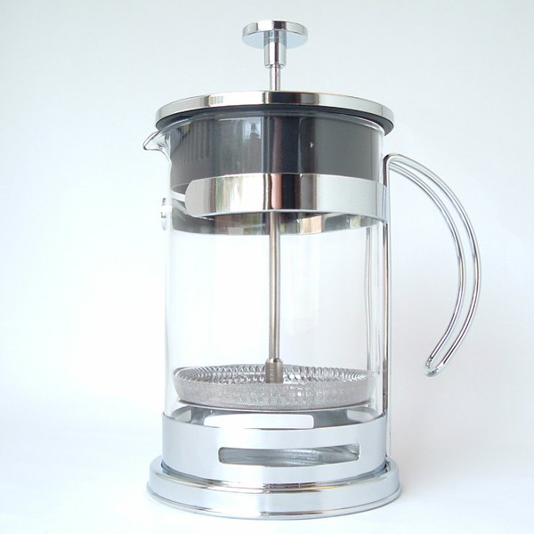 Cafeti re piston inox 75cl - Cafetiere cafe en grain ...
