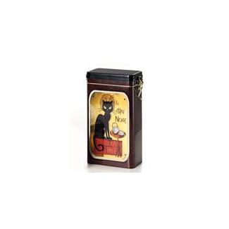 """Boîte à café """"Chat Noir"""""""