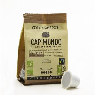 Capsule Cap'Mundo COMBAWA BIO