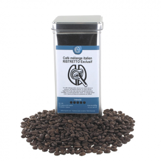 Boite garnie café RISTRETTO 400g