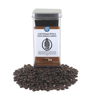 Boite garnie café SIDAMO 400g